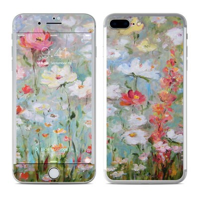 Apple iPhone 7 Plus Skin - Flower Blooms