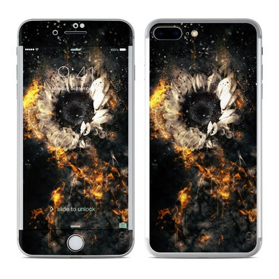 Apple iPhone 7 Plus Skin - Flower Fury