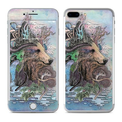 Apple iPhone 7 Plus Skin - Forest Warden