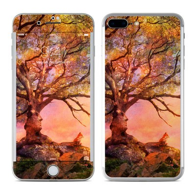 Apple iPhone 7 Plus Skin - Fox Sunset