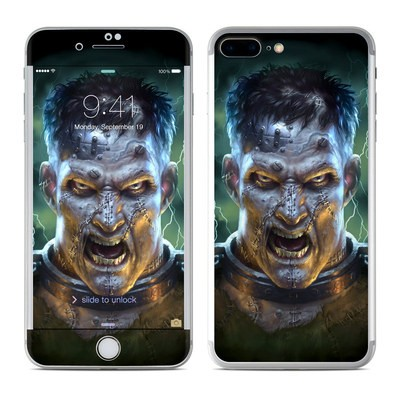Apple iPhone 7 Plus Skin - Frankenstein