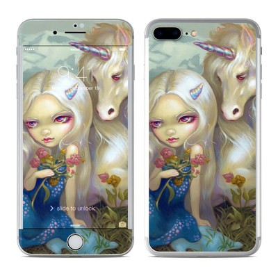 Apple iPhone 7 Plus Skin - Fiona Unicorn