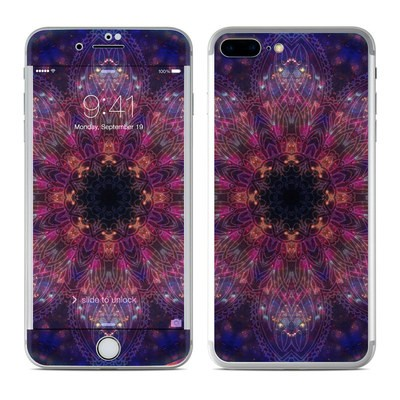 Apple iPhone 7 Plus Skin - Galactic Mandala
