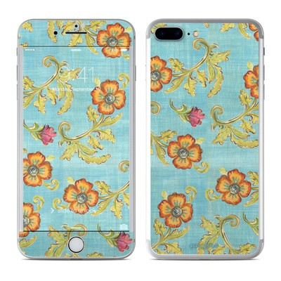 Apple iPhone 7 Plus Skin - Garden Jewel