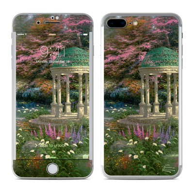 Apple iPhone 7 Plus Skin - Garden Of Prayer