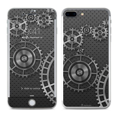 Apple iPhone 7 Plus Skin - Gear Wheel