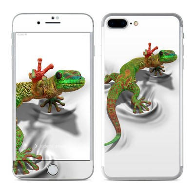 Apple iPhone 7 Plus Skin - Gecko