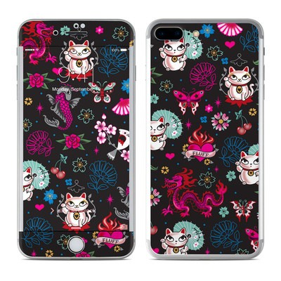 Apple iPhone 7 Plus Skin - Geisha Kitty
