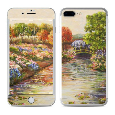 Apple iPhone 7 Plus Skin - Giverny Forever