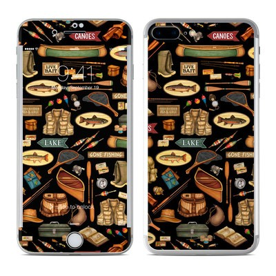 Apple iPhone 7 Plus Skin - Gone Fishing