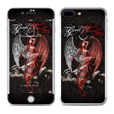 Apple iPhone 7 Plus Skin - Good and Evil