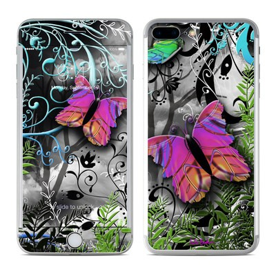 Apple iPhone 7 Plus Skin - Goth Forest