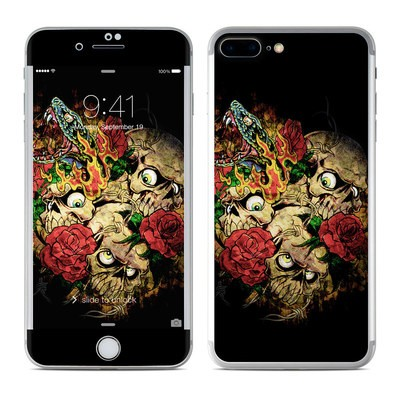 Apple iPhone 7 Plus Skin - Gothic Tattoo