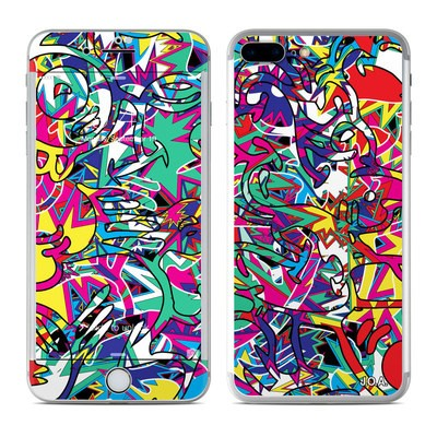 Apple iPhone 7 Plus Skin - Graf