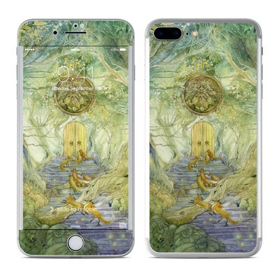 Apple iPhone 7 Plus Skin - Green Gate