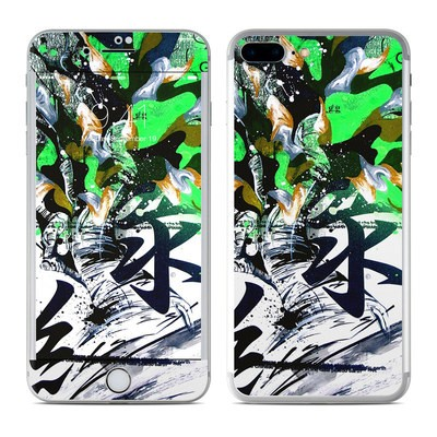 Apple iPhone 7 Plus Skin - Green 1