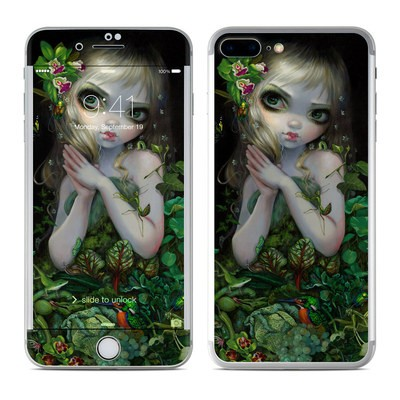 Apple iPhone 7 Plus Skin - Green Goddess