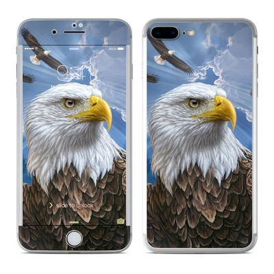 Apple iPhone 7 Plus Skin - Guardian Eagle
