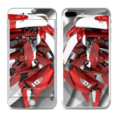 Apple iPhone 7 Plus Skin - Gundam Light