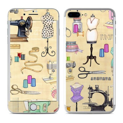 Apple iPhone 7 Plus Skin - Haberdashery