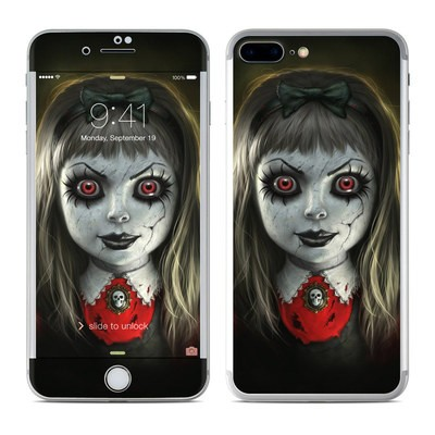 Apple iPhone 7 Plus Skin - Haunted Doll