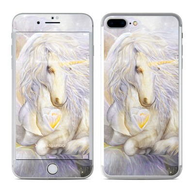 Apple iPhone 7 Plus Skin - Heart Of Unicorn