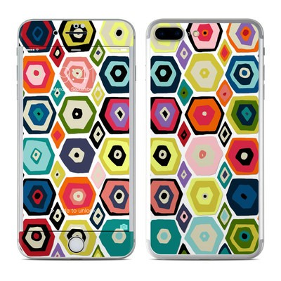 Apple iPhone 7 Plus Skin - Hex Diamond