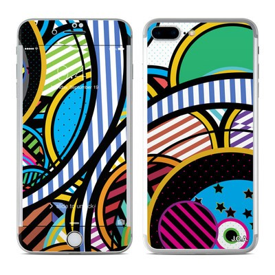 Apple iPhone 7 Plus Skin - Hula Hoops