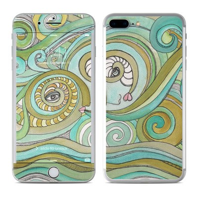 Apple iPhone 7 Plus Skin - Honeydew Ocean