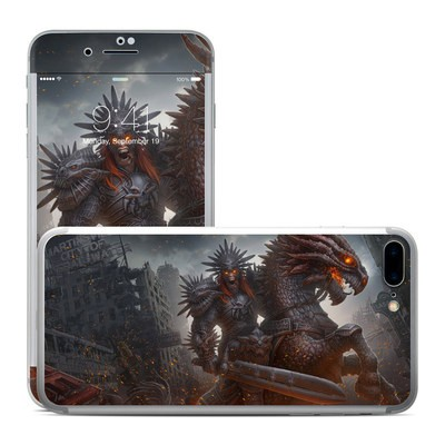 Apple iPhone 7 Plus Skin - Horseman