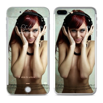 Apple iPhone 7 Plus Skin - Headphones