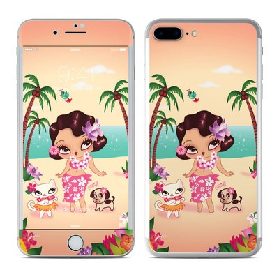 Apple iPhone 7 Plus Skin - Hula Lulu