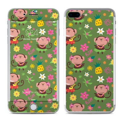 Apple iPhone 7 Plus Skin - Hula Monkeys