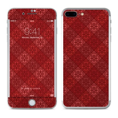 Apple iPhone 7 Plus Skin - Humidor