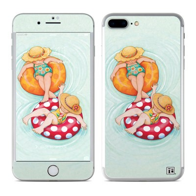Apple iPhone 7 Plus Skin - Inner Tube Girls