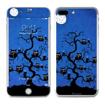 Apple iPhone 7 Plus Skin - Internet Cafe
