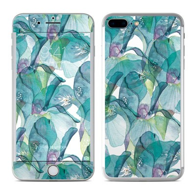 Apple iPhone 7 Plus Skin - Iris Petals