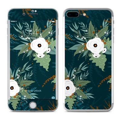 Apple iPhone 7 Plus Skin - Isabella Garden