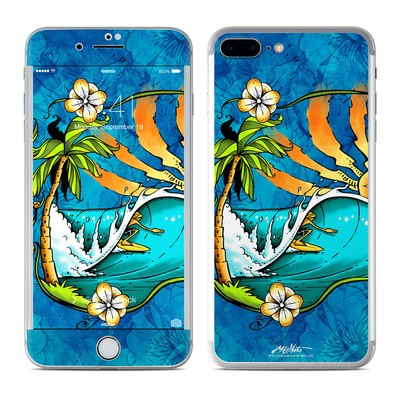 Apple iPhone 7 Plus Skin - Island Playground