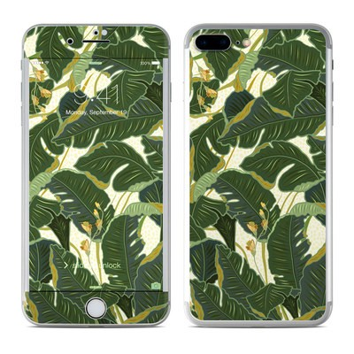 Apple iPhone 7 Plus Skin - Jungle Polka
