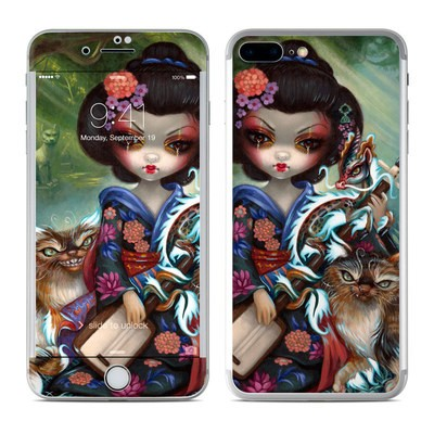 Apple iPhone 7 Plus Skin - Kirin and Bakeneko
