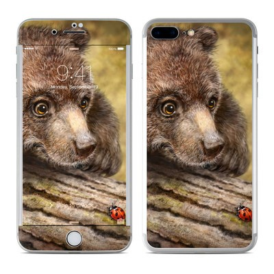 Apple iPhone 7 Plus Skin - Kodiak Cub