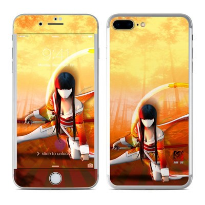 Apple iPhone 7 Plus Skin - Kokeshi 4