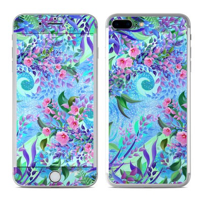 Apple iPhone 7 Plus Skin - Lavender Flowers