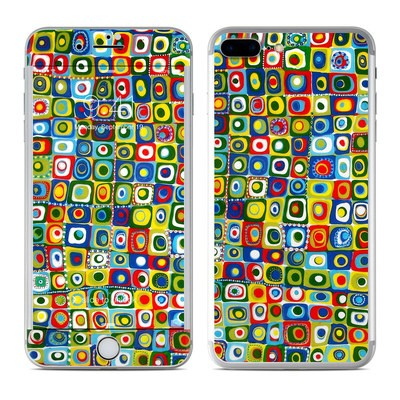 Apple iPhone 7 Plus Skin - Line Dancing