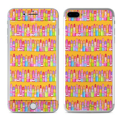 Apple iPhone 7 Plus Skin - Lipstick Jungle