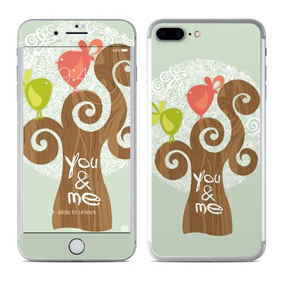 Apple iPhone 7 Plus Skin - Two Little Birds