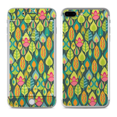 Apple iPhone 7 Plus Skin - Little Leaves