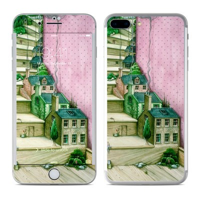 Apple iPhone 7 Plus Skin - Living Stairs