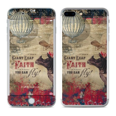 Apple iPhone 7 Plus Skin - Leap Of Faith